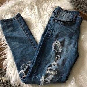 Altar'd State Distressed Jeans